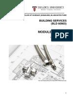 building services  bld  module outline august 2017