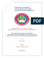 CBR MDD Index Correlation Study-Addis Ababa University_2013
