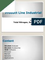 Product Line Horiba - Te 01-06-2014 v2 0