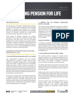 INTRODUCING PENSION FOR LIFE