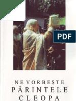 (Ilie Cleopa) Ne Vorbeste Parintele Cleopa. Indrumari Duhovnicesti (09)