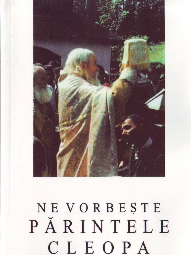 Ilie Cleopa) Ne Vorbeste Parintele Cleopa. Indrumari Duhovnicesti (09)