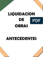 Liquidacion De