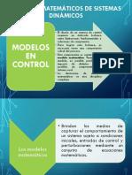 Clase 4 Modelado de Sistemas Dinámicos