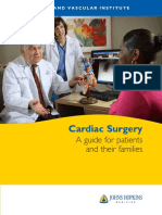 Cardiac Surgery Patient Guide