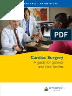 Cardiac Surgery Patient Guide