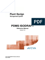 ISODRAFT Reference Manual