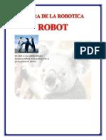 La Era de La Robotica