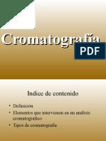 Clase 1 - Cromatografia
