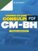 Apostila de Questões CMBH Arquivo Para Divulgação Pós Aulão de JF Corrigido