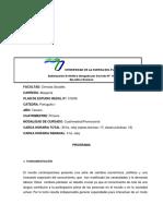 Programa Portugues Abogacia 2012