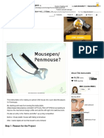 DIY USB Penmouse_Mousepen - All