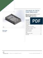 Bacia-skid - Análise de Içamento (Tanque de Odarante Cheio)
