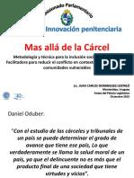 Mas Allá de La Carcel Juan Carlos Dominguez