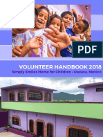 Mexico Volunteer Handbook 2018.