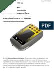 Dpi620genii- Is Manual - Spanish