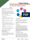 Job Hazard Analysis Riskassessment