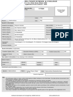 Applicationform Download