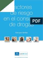 Factores de Riesgos en El Consumo de Drogas