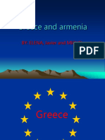 Greece and Armenia