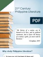 7 Philippine Literature New