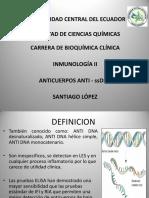 Anti SsDNA