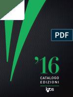Catalogo Kjos 2016