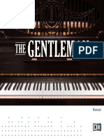 The Gentleman Manual English