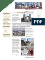 Huancayo Peru - Ciudad Incontrastable - Valle Del Mantaro - Capital Del Departamento de Junín Perú - Huancayo