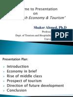 Bangladesh Economy & Tourism