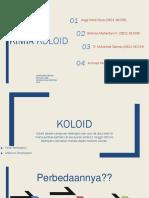 Ppt Koloid Grup 4 Revisi - Ok