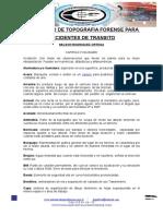 Diccionario Topografia - Vias Basico