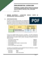 Memoria Descriptiva_hacienda Cochas