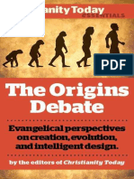 The Origins Debate_ Evangelical -Alister Mcgrath