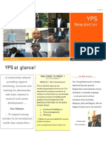 YPS Newsletter Week1
