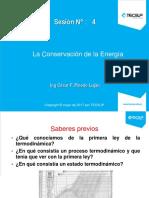 SESIÓN 4 C10 Conservacion de Energia