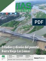 Vias Terrestres  Edicion Puentes