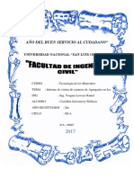 262680550 Informe de Visitas de Canteras de Agragados de Ica