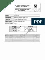 3210-8550-FS-0008 Foundation fieldbus functional requrement