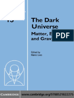 Dark Universe Matter Energy and Gravity 2004 en 204s