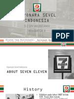 Dikusi Mengenai Sistem Pengendalian Manajemen Seven Eleven