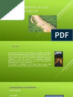 Impacto Ambiental en Las Construcciones de Carreteras