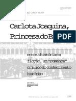 Carlota Joaquina - Princeza do Brazil - entre a história e a ficção.pdf
