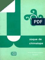 6 Zoque de Chimalapa