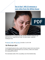 'People here live in fear'  MS-13 menaces a community seven miles from the White House.docx