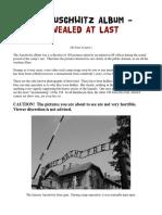 The Auschwitz Album