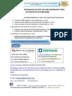 Costo de Plantillas Para Civil 3d 2014 - 2018