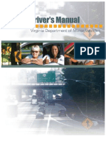 Virginia Driver Licence Manual