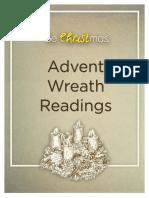 Advent Wreath Readings Handout