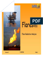 Flaresim 3 Nov 2010